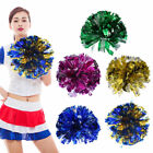 Handheld Poms Cheerleader Cheerleading Cheer Pom Dance Party Club Home Decor X1