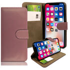 For Apple iPhone 8 7 Plus 6s SE 5s Flip Wallet Leather Case Cover Magntic Luxury