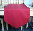 64ins x 13ins COTTON / POLYESTER TABLE RUNNER