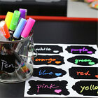 Highlighter Liquid Chalk Pen Marker für Glas Windows Tafel Tafel J- ZP