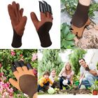 New Garden Gloves for Digging&Planting with 4 ABS Plastic Claws Gardening Gloves