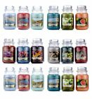 summer scoop & other Yankee Candles different New Fragrances small Glass Jar#
