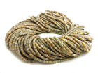 kabibi Shell Heishi Beads (4 - 5 mm , 24 Inches Strand)