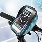 MTB Waterproof Bike Bicycle Handlebar Phone Mount Holder Pro Case Touch Screen