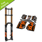 2018 FOX 40 Fork Stickers for MTB mountain bike bicycle front fork race decals