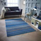 Carter Blue Wool Rug by Oriental Weavers