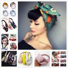 Kyпить Summer Womens Headband Cute Bowknot Hair Bands Wrap Fabric Headwrap Accessories на еВаy.соm