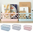 Plastic Handy Storage Basket Home School Office Kitchen Pharmacy Tidy Organiser
