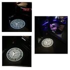 5W Mercedes Benz Projector Car Door LED Courtesy Lights Puddle Ghost Laser LOGO