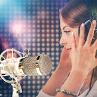 Professional Studio Podcast Microphone Record Condenser MIC for Voiceover Player