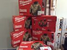 MILWAUKEE M12 CORDLESS LITHIUM-ION REALTREE XTRA CAMO HEATED HOODIE BRAND NEW