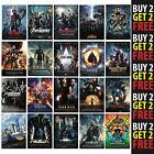 MARVEL MOVIE POSTERS A4/A3 300gsm Photo Poster Film Wall Decor Fan Art