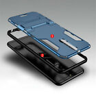 Shockproof Hybrid Armor Kickstand Case Cover For Huawei Models Perfect Fit