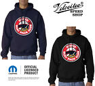 Velocitee Mens Hoodie Official Licensed Dodge Mopar Scat Pack Club Logo A20339 $24.44 USD on eBay