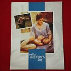 tb On Valentines Day Vintage Movie Promo Ad Flyer Pinup Poster Matthew Broderick