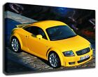 AUDI TT CANVAS/POSTER GALLERY-WRAP ART ROOM DECOR STRETCHED
