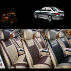 PU Leather Car Seat Cover 3 Colors Chair Cushion 5 Seats Fits Nissan Rogue BCL