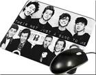 5sos 5 Seconds Of Summer And One Direction 1d Gamming Mouse Mats Lex39 Mouse Pad
