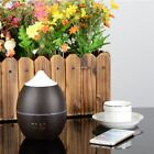 300ML Ultrasonic Humidifier Essential Oil Diffuser Air Humidifier Aroma Lamp US
