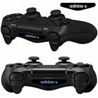 Pair of LED Light Bar Skins Shoe Brand for PS4 Controllers