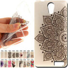 TPU Silicone Skin Soft Back Protective Shockproof Case Cover For Lenovo Phones