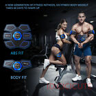 Внешний вид - ABS Stimulator EMS Abdominal Fitness Muscle Training Gear Exerciser USB Charging