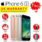Apple Iphone 6s 16gb 32gb 64gb 128gb Unlocked Smartphone Free Box Uk Warranty