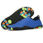 SAGUARO Adults & Kids Aqua Socks Water Shoes Yoga Swim Beach Skin Shoes 25-48