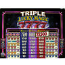IGT Top Glass, Triple Lucky Magic Sevens (987-652-00)