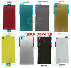 Kyпить BACK REAR GLASS BATTERY COVER FOR SONY XPERIA Z5 NORMAL/COMPACT/PREMIUM UK STOCK на еВаy.соm