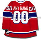 MONTREAL CANADIENS ANY NAME  NUMBER ADIDAS ADIZERO HOME JERSEY AUTHENTIC PRO