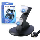 PlayStation PS4/Slim Games Tower+Dual Controller Fast Charger Stand Dock Station