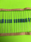 1/2w Watt 1 Tolerance Metal Film Resistor 10 Pieces USA SELLER