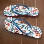 Tory Burch Levs The New Design Women  6 7 8 9 10 Flat Flip Flops Beach Slippers