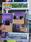 Alex In Enchanted Armor Pop! Vinyl Minectaft JB Hi-Fi Exclusive