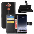 Case PU Leather Flip Stand Slots Wallet Cover Pouch For Nokia Mobile Phone 38