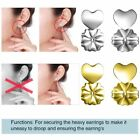 Magic Bax Earrings Backs Support Earring Lifts Hypoallergenic Fits All 1/2Pairs.