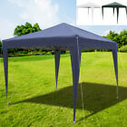 Foldable Frame 3x3M Metal Gazebo Awning Canopy Waterproof Marquee Pavilion Popup