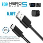 6ft TYPE C Cable GoPro Hero 5 6 7 8 Session Camera USB Fast Data Sync Charger