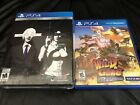 PS4 Games - The 25th Ward Limited Edition (SEALED) & Wild Gun Reloaded (CiB LN)