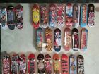 Tech deck skateboard lot / flips and lots of extra parts