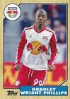 2017 Topps Major League Soccer 'Throwback Topps' Chase / Insert Card - MLS