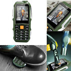 Waterproof 3G Military Rugged Mobile Cell Phone Dual SIM US plug Long standby