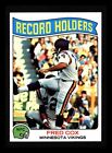 "1975 TOPPS FOOTBALL ""FRED COX"" RECORD HOLDERS #352 NM-MT (COMBINED SHIP)"