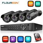 1TB Hard Drive 8CH 1080P CCTV DVR 3000TVL Outdoor IP Camera Home Security System