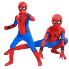 Spider-Man Homecoming Hero Kids Bodysuit Cosplay Costume Outfit Suit Jumpsuit