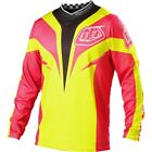 Troy Lee Designs Mirage Yellow/Pink GP Air Motocross Jersey NEW!