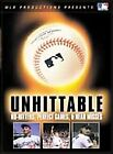 MLB - Unhittable - No Hitters, Perfect Games And Near Misses - DVD - Color NEW