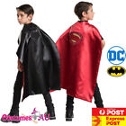 Boys Batman to Superman Reversible Cape Child Superhero Hero Kids Costume