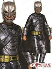 Batman Armored Boys Costume Kids Dawn of Justice Hero Dress Up Halloween Outfit